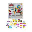 Play-Doh Touch Shape and Style 5 pots of clay 224