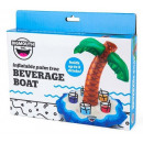 Bigmouth Inflatable Island Beverage Boat