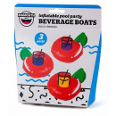 Bigmouth Inflatable Drink Holder Juicy Cherries 3-