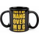 wholesale Cups & Mugs: Bigmouth Mug This is my Hangover XL 24OZ 11x21cm