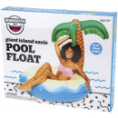 ingrosso Articoli da Regalo & Cartoleria: Isola gonfiabile galleggiante Bigmouth Pool 116x11