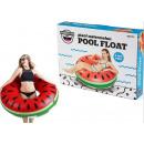 Bigmouth Pool Float Aufblasbare Wassermelone 120cm
