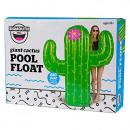 Großhandel Geschenkartikel & Papeterie: Bigmouth Pool Float Aufblasbarer Kaktus 150cm