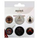 Button Pks Assassins Creed Odyssey Mix