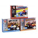 hurtownia Zabawki konstrukcyjne & klocki: Block Tech Klocki 35 części 3 różne 9x12 cm