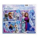 grossiste Articles sous Licence:Disneyfrozen 3 puzzles