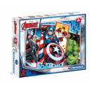 wholesale Toys: Marvel Avengers Supercolor Puzzle 33.5 x 23.5 cm