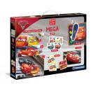 wholesale Licensed Products: Clementoni DisneyCars 3 Edukit Mega 7in1 ...