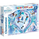 wholesale Licensed Products: Disneyfrozen Maxi Puzzle Olaf 24 parts