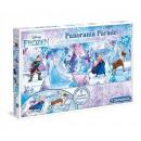 Clementonia Disneyfrozen Puzzle Panorama Parade 25