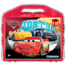Clementoni DisneyCars Mini Puzzle in case 12th