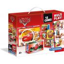 Clementoni DisneyCars Racers Multiplay Puzzle 12