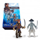 Pirates of the Caribbean Figure 2-Pack assorted 14