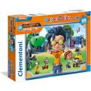 Clementoni Rusty Rivets Maxi-Puzzle 24 Teile 2 Ars