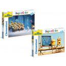 Clementoni Minions Super Color puzzle 104 pieces 2