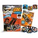 nagyker Licenc termékek: Vak táska Star Wars karkötő 3 bűbájjal