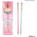 wholesale Office Utensil: Depesche Lisa and Lena pencil set 2-pack in Displa