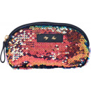 wholesale Drugstore & Beauty: Depesche Trend LOVE make-up bag with sequins