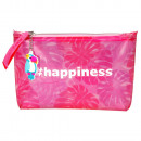 Depesche Top Model toiletry bag tropical pink