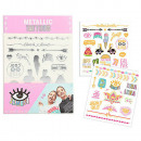 wholesale Other: Depesche Lisa and Lena tattoos with metallic effec