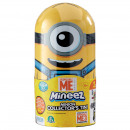 wholesale Licensed Products: Despicable Me 3 Mineez Minions metal collector b