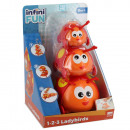 mayorista Otro: Infini Fun 1-2-3 Ladybirds con música