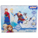 Disneyfrozen Meltums Iron-on bead set 3000 pieces