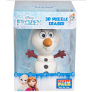 Disneyfrozen Olaf 3D Puzzle Radiergummi XL ...