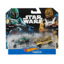 Star Wars Roque One Vehicle 2-Pack Boba Fett + Bo
