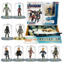 wholesale Toys: Marvel Avengers Collectible figure 7cm Blindbag as