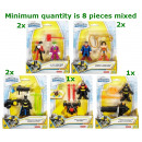 Fisher-Price Imaginext Justice League Figures with