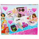 wholesale Licensed Products: DisneyPrincess Scratch, Stencil & Sticker Set