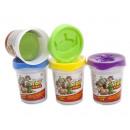 ingrosso Altro: Toy Story Clay pot Dough Tub 4 assortiti 8cm