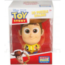 Toy Story Gomma Puzzle Woody 3D XL 9x12cm