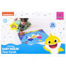 wholesale Toys: Pinkfong Baby Shark Floor Puzzle 24pcs 48x60cm