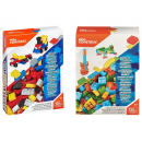 Mega Construx Building blocks 130 parts 2 assorted