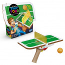 Hasbro Gaming Tiny Pong Solo Table Tennis Game 21x