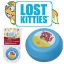 Figuras coleccionables de Lost Kitties Lok Mice Ma