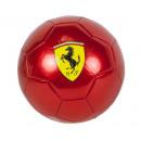 Großhandel Sport & Freizeit: Ferrari Soccer Metallic Red 450 Gramm Größe 5