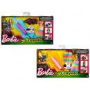 Barbie Crayola Design Rainbow Fashion 2 różne