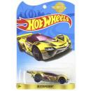 Hot Wheels vehicle Chrome Edition Blitzspeeder