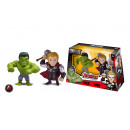 wholesale Licensed Products: Metals Die-Cast Marvel Thor Hulk 2 Pack