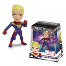 Metalle Die-Cast Marvel Captain Marvel 14x16cm