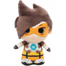 Funko Galactic Plushies Overwatch Tracer 20cm