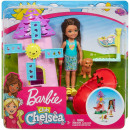 ingrosso Bambole e peluche: Barbie Chelsea Pop con Mini Golf Playset