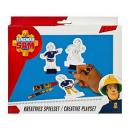 Fireman Sam Kreatives Spielset 34-piece 20x26cm