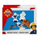 groothandel Speelgoed: Fireman Sam Kreatives Spielset 34-delig 20x26cm