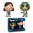 Funko Vinyl The Shape of Water 2-pack Elisa + Amph