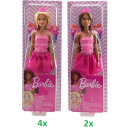 grossiste Articles sous Licence: Barbie Dreamtopia Fairy Doll 2 assortis