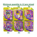 grossiste Autre: Polly Pocket Tiny Pocket Places assorties Display